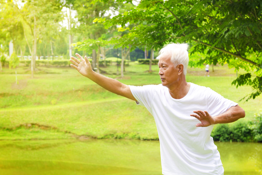 Tai Chi: Opening a Gateway to Relaxation, Fitness and Ease