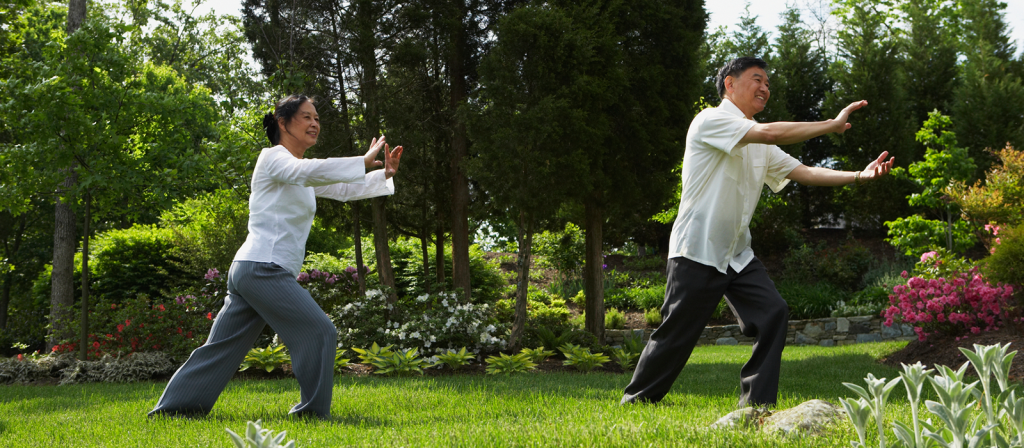 Thinking Tai Chi? Learn from the Master!
